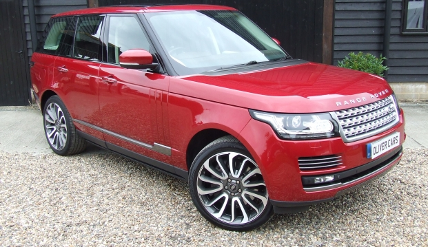 Land Rover Range Rover Autobiography 5.0 V8 Supercharged