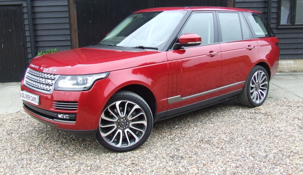 Land Rover Range Rover Autobiography 5.0 V8 Supercharged: rr2