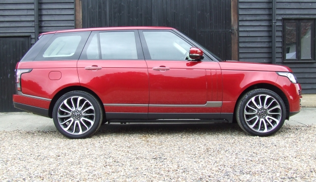 Land Rover Range Rover Autobiography 5.0 V8 Supercharged: rr3
