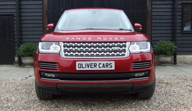 Land Rover Range Rover Autobiography 5.0 V8 Supercharged: rr5