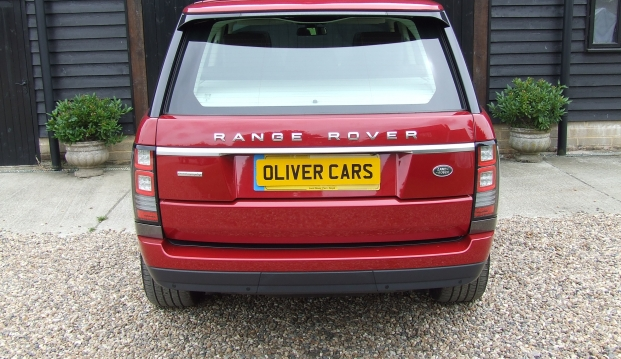 Land Rover Range Rover Autobiography 5.0 V8 Supercharged: rr6
