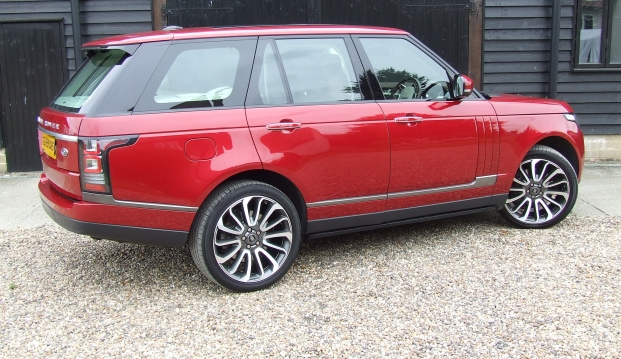 Land Rover Range Rover Autobiography 5.0 V8 Supercharged: rr9