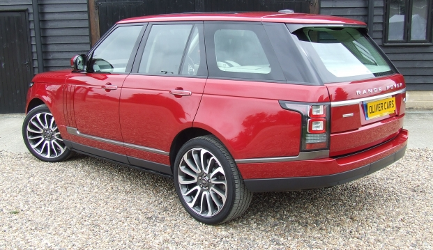 Land Rover Range Rover Autobiography 5.0 V8 Supercharged: rr10