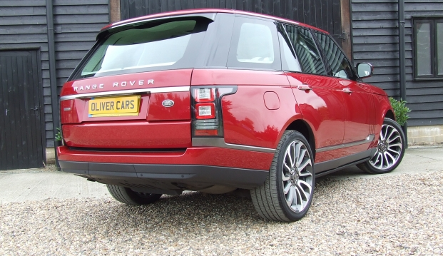 Land Rover Range Rover Autobiography 5.0 V8 Supercharged: r27