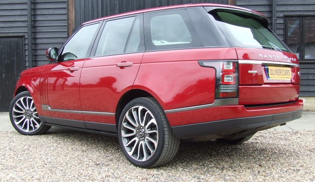Land Rover Range Rover Autobiography 5.0 V8 Supercharged: rr28