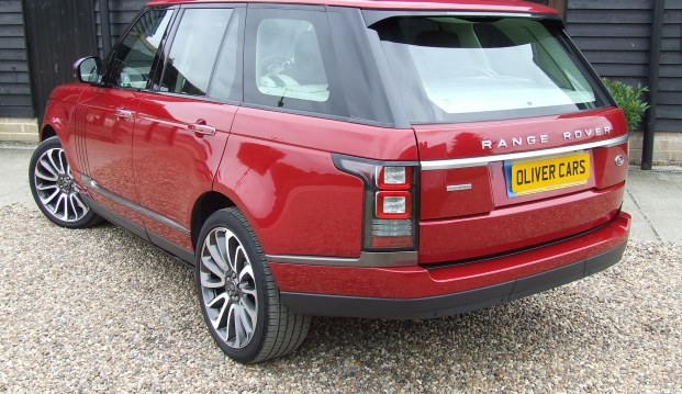 Land Rover Range Rover Autobiography 5.0 V8 Supercharged: rr30