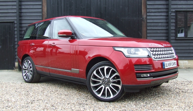 Land Rover Range Rover Autobiography 5.0 V8 Supercharged: rr33