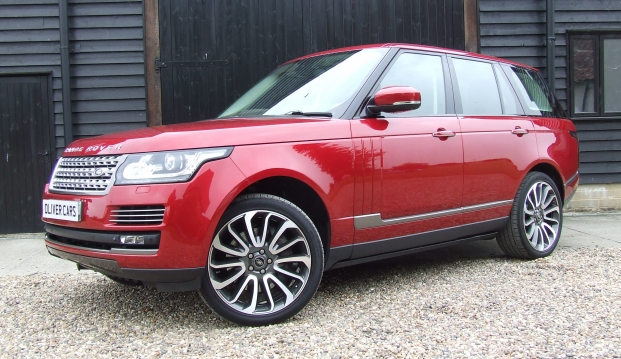 Land Rover Range Rover Autobiography 5.0 V8 Supercharged: rr34