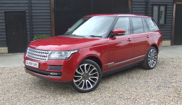 Land Rover Range Rover Autobiography 5.0 V8 Supercharged: rr39
