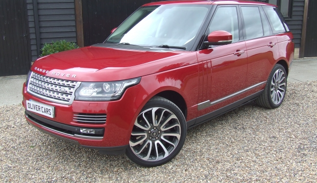 Land Rover Range Rover Autobiography 5.0 V8 Supercharged: rr40