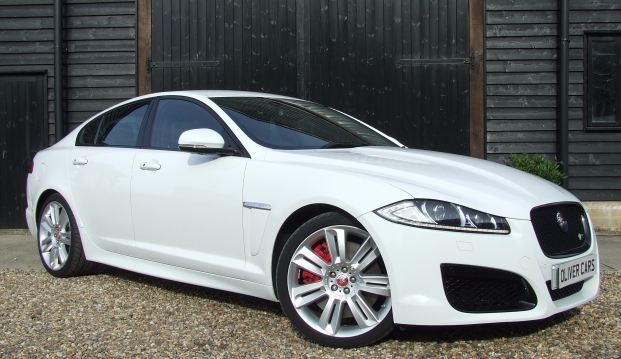 Jaguar XF-R 5.0 V8 Supercharged (510ps): j2