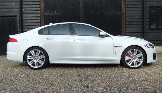 Jaguar XF-R 5.0 V8 Supercharged (510ps): j3