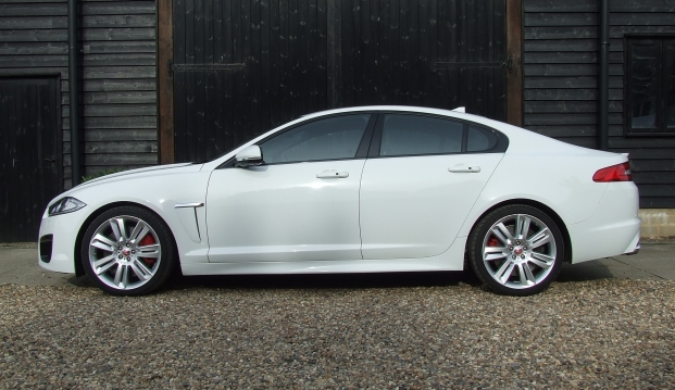 Jaguar XF-R 5.0 V8 Supercharged (510ps): j4