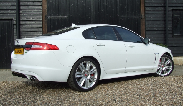 Jaguar XF-R 5.0 V8 Supercharged (510ps): j5