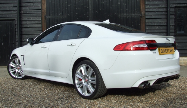 Jaguar XF-R 5.0 V8 Supercharged (510ps): j6