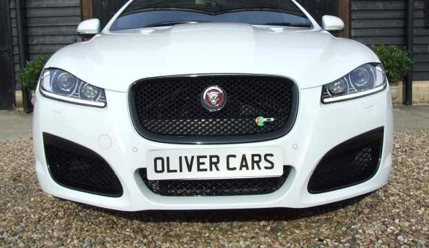 Jaguar XF-R 5.0 V8 Supercharged (510ps): j7