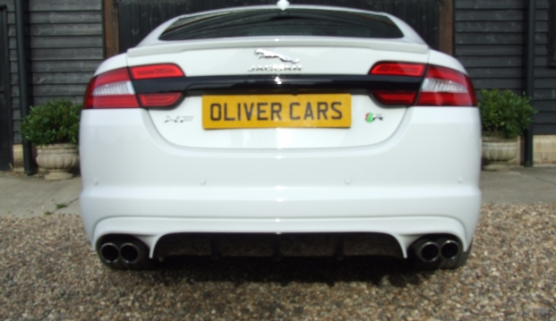 Jaguar XF-R 5.0 V8 Supercharged (510ps): j8