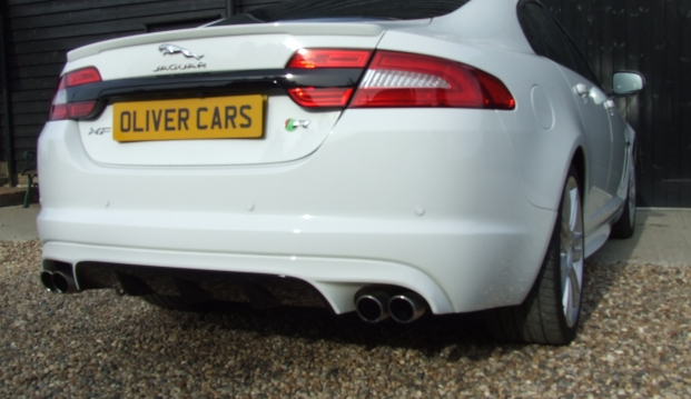 Jaguar XF-R 5.0 V8 Supercharged (510ps): j9