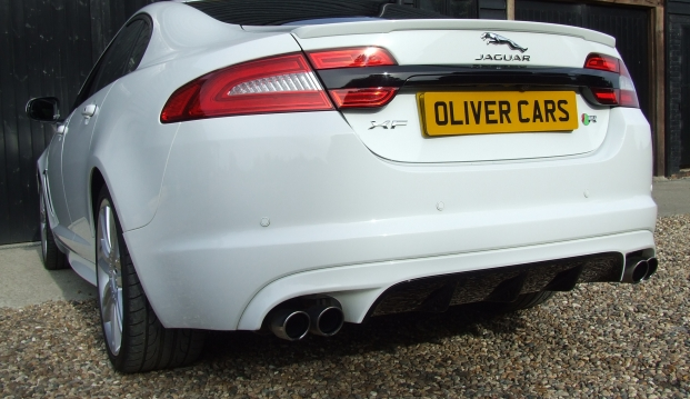 Jaguar XF-R 5.0 V8 Supercharged (510ps): j10