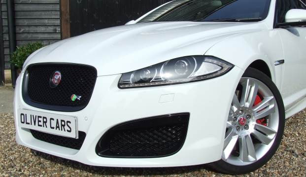 Jaguar XF-R 5.0 V8 Supercharged (510ps): j11