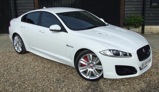 Jaguar XF-R 5.0 V8 Supercharged (510ps): j15
