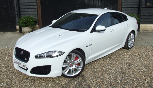 Jaguar XF-R 5.0 V8 Supercharged (510ps): j16
