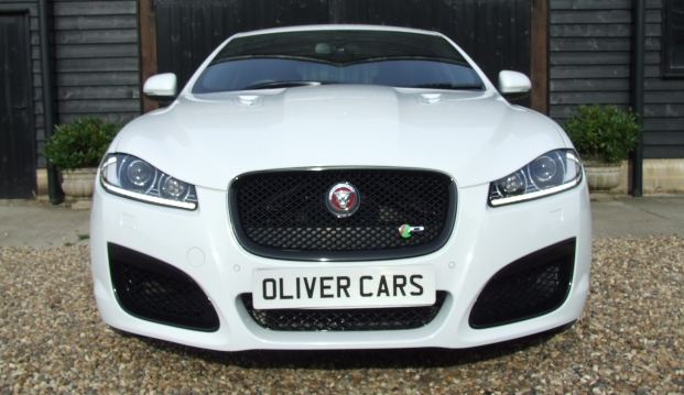 Jaguar XF-R 5.0 V8 Supercharged (510ps): j36