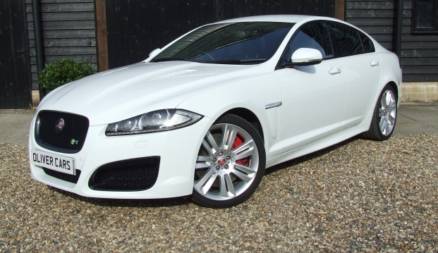 Jaguar XF-R 5.0 V8 Supercharged (510ps): jf