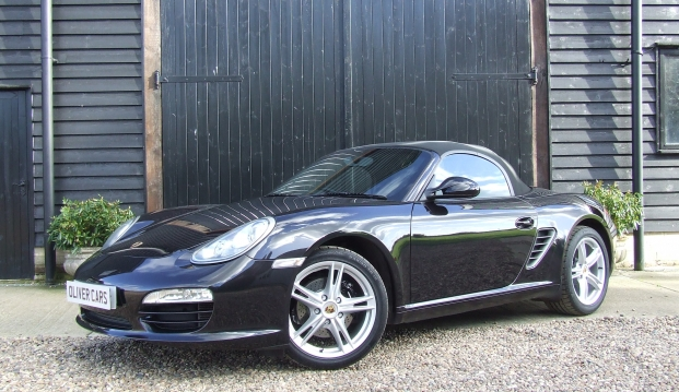 Porsche Boxster (987) Generation Two 2.9 Manual