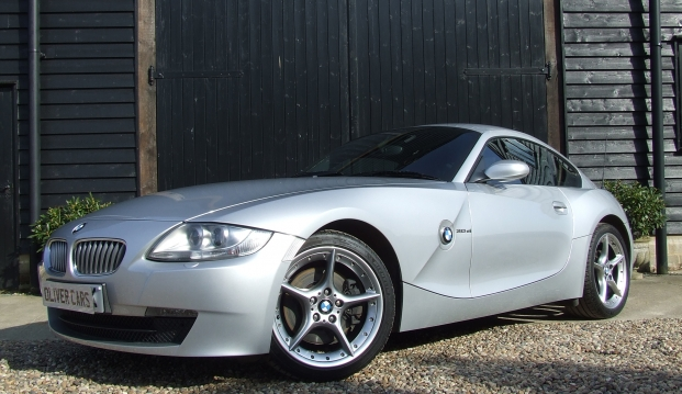BMW Z4 Coupe 3.0si Sport: 1