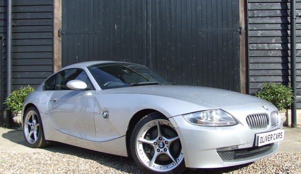 BMW Z4 Coupe 3.0si Sport: 2