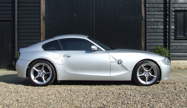 BMW Z4 Coupe 3.0si Sport: 3
