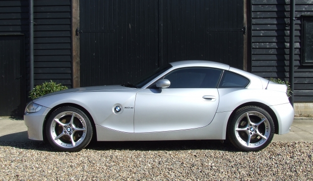 BMW Z4 Coupe 3.0si Sport: 4