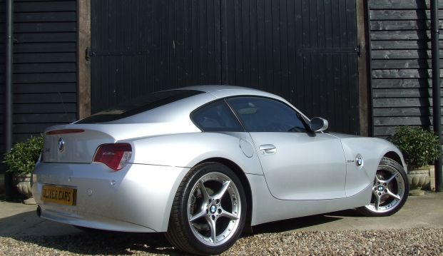 BMW Z4 Coupe 3.0si Sport: 5