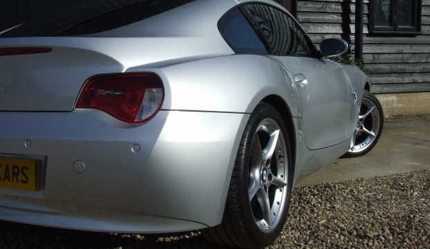 BMW Z4 Coupe 3.0si Sport: 11
