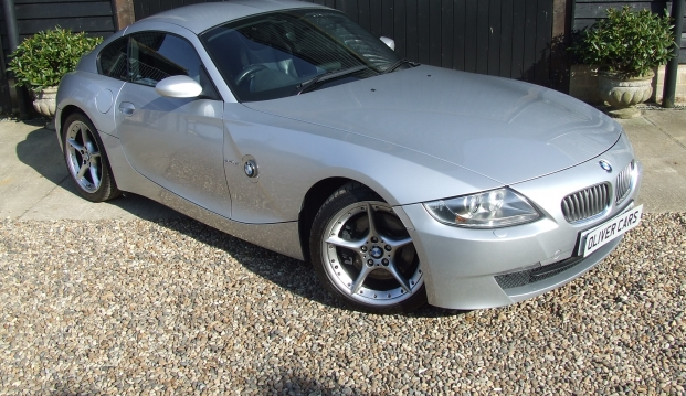 BMW Z4 Coupe 3.0si Sport: 13