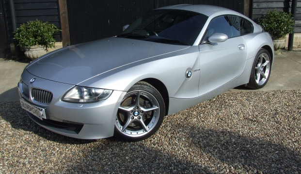 BMW Z4 Coupe 3.0si Sport: 14