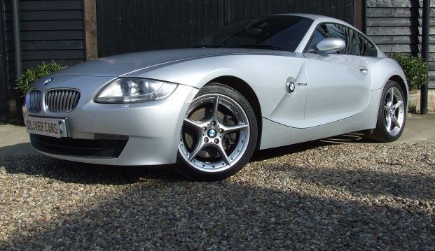 BMW Z4 Coupe 3.0si Sport: 16