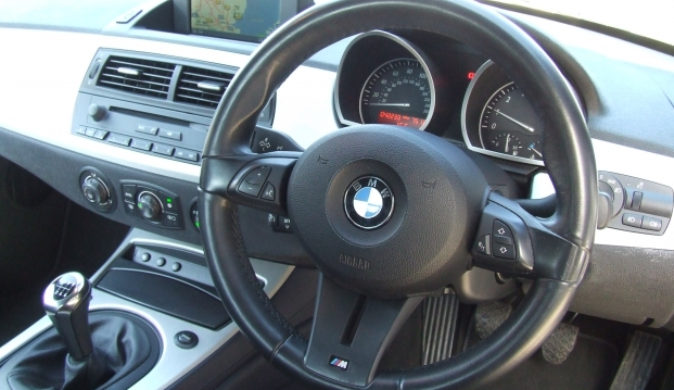 BMW Z4 Coupe 3.0si Sport: 19