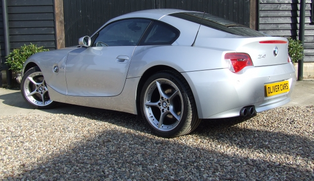 BMW Z4 Coupe 3.0si Sport: 26