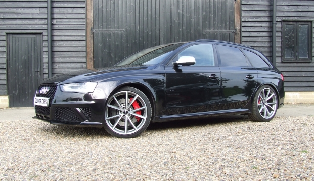 Audi RS4 Avant 4.2 FSI Quattro 450ps S-Tronic With Milltek Exhaust: 2