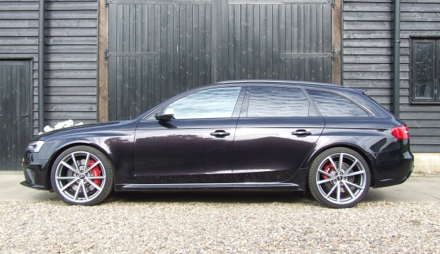 Audi RS4 Avant 4.2 FSI Quattro 450ps S-Tronic With Milltek Exhaust: 4