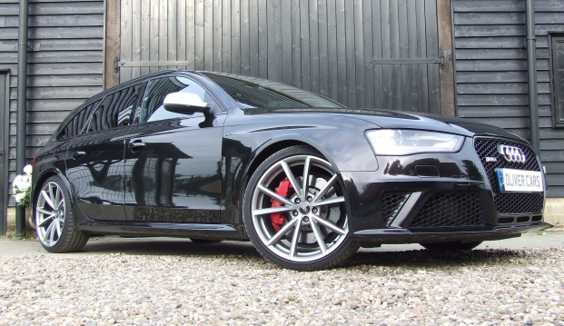 Audi RS4 Avant 4.2 FSI Quattro 450ps S-Tronic With Milltek Exhaust: 5