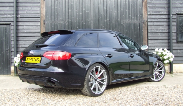Audi RS4 Avant 4.2 FSI Quattro 450ps S-Tronic With Milltek Exhaust: 7