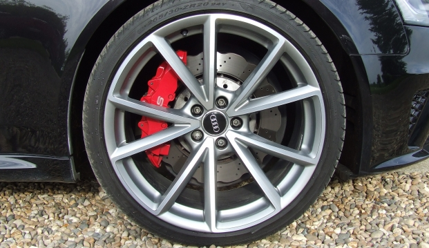 Audi RS4 Avant 4.2 FSI Quattro 450ps S-Tronic With Milltek Exhaust: 11