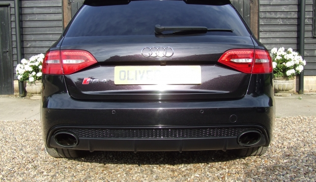 Audi RS4 Avant 4.2 FSI Quattro 450ps S-Tronic With Milltek Exhaust: 14