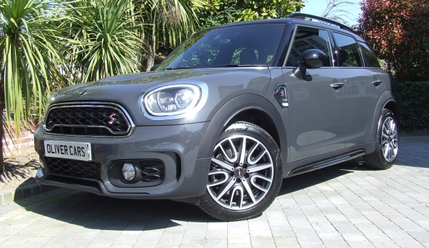 Mini Countryman Cooper S John Cooper Works Chili Pack