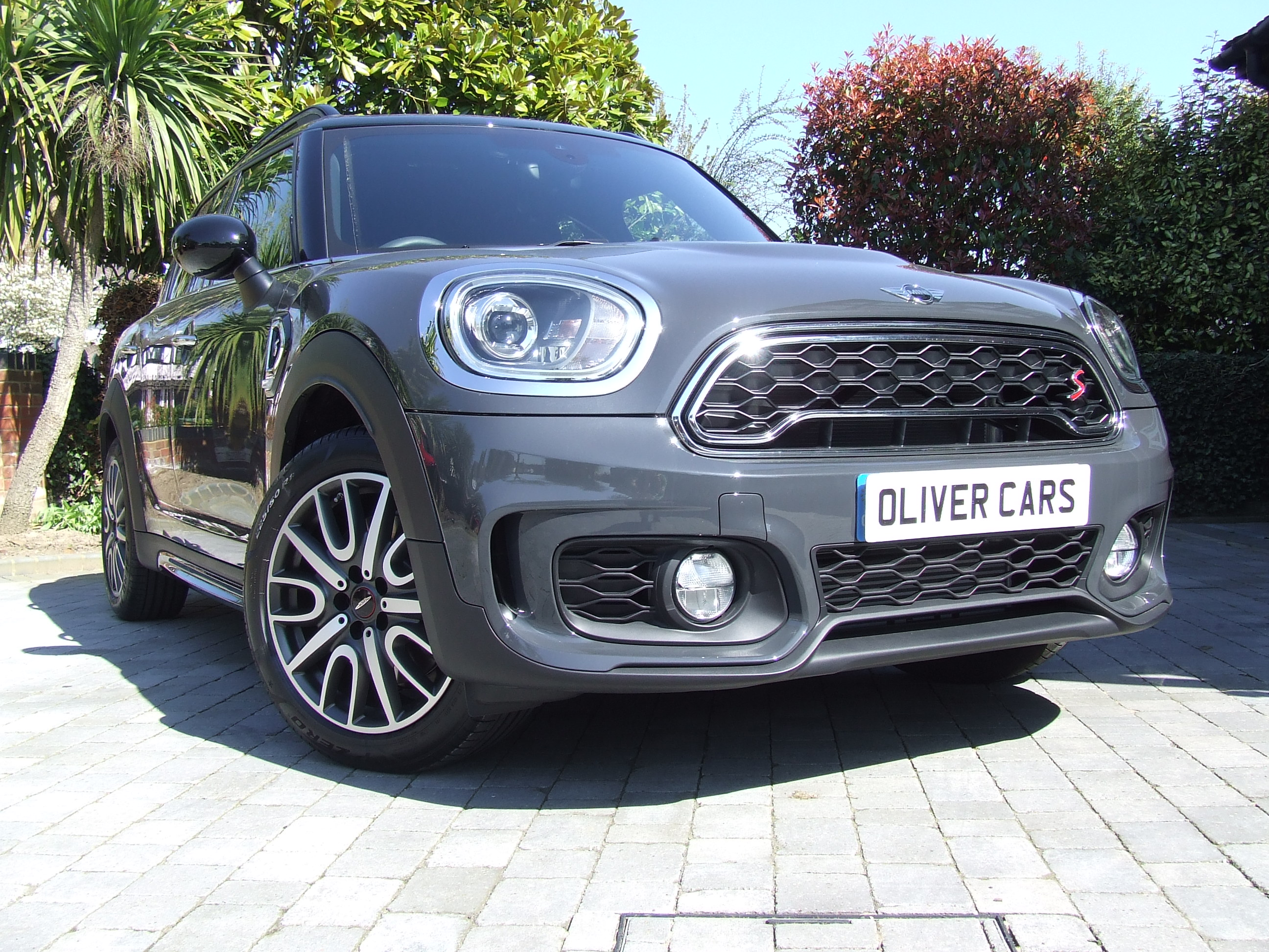 mini countryman cooper s john cooper works chili pack. Black Bedroom Furniture Sets. Home Design Ideas