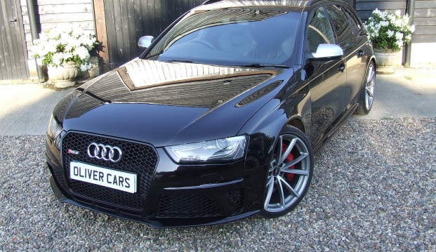 Audi RS4 Avant 4.2 FSI Quattro 450ps S-Tronic With Milltek Exhaust: 12