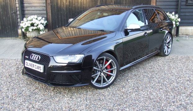 Audi RS4 Avant 4.2 FSI Quattro 450ps S-Tronic With Milltek Exhaust: 3